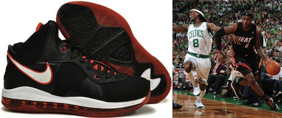 buy online d6bfb 29362 Complete Visual History of the Nike LeBron James Shoe Line 8