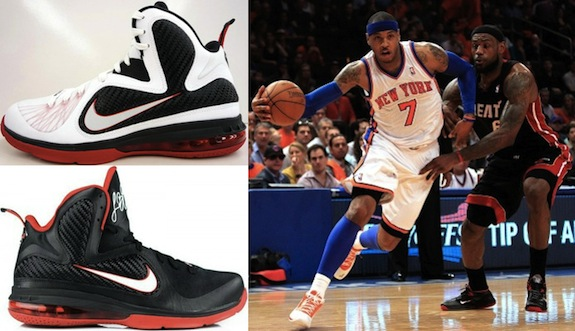 d29d2169dfd Complete Visual History of the Nike LeBron James Shoe Line 9