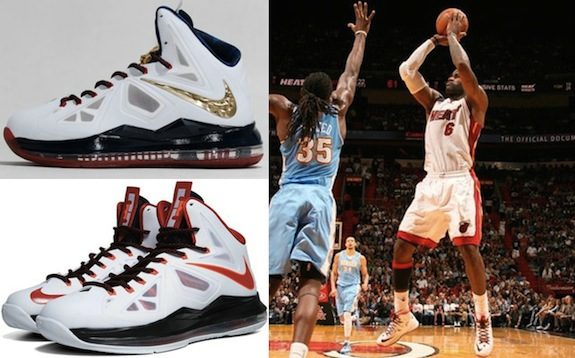 Complete Visual History of the Nike LeBron James Shoe Line 10