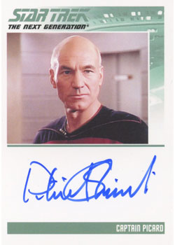 2013 Rittenhouse Star Trek: The Next Generation Heroes and Villains Trading Cards 21