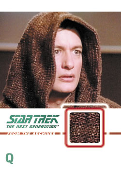 2013 Rittenhouse Star Trek: The Next Generation Heroes and Villains Trading Cards 22