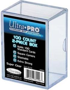 Ultra Pro Storage Boxes 22
