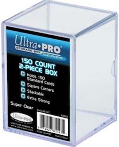 Ultra Pro Storage Boxes 26