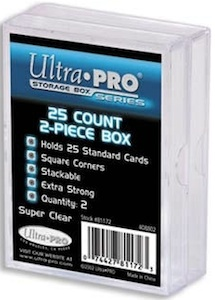 Ultra Pro Storage Boxes 18