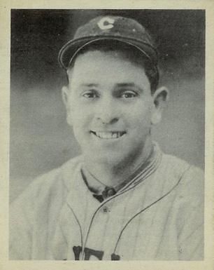 1939 Play Ball Earl Averill