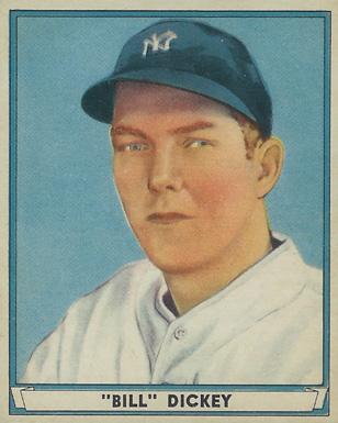1941 Play Ball Baseball Cards 36