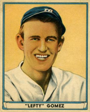 1941 Play Ball Baseball Cards 35