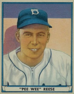 1941 Play Ball Pee Wee Reese