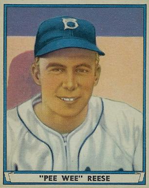1941 Play Ball Baseball Cards 32