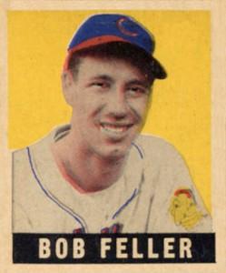 1948 Leaf Bob Feller