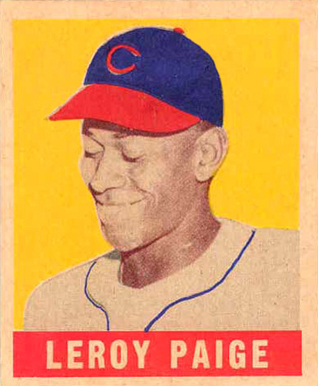 1948-49 Leaf Baseball Cards 25