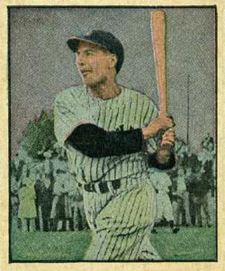 1951 Berk Ross Phil Rizzuto