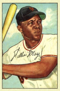 Vintage Willie Mays Baseball Card Timeline: 1951-1974 2