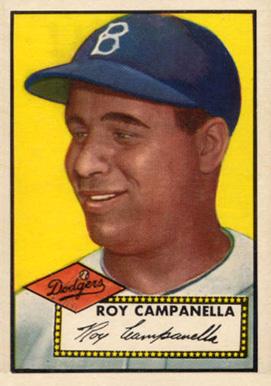 1952 Topps Roy Campanella