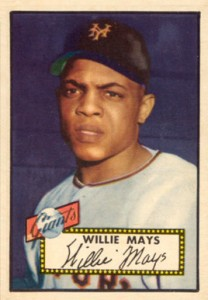 Happy Birthday to The Say Hey Kid! Top 10 Willie Mays Baseball Cards 9