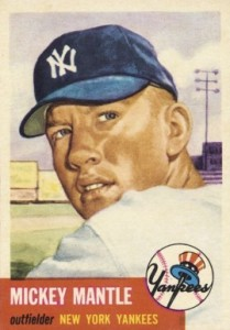 Ultimate Guide to 1950s Mickey Mantle Topps and Bowman Cards 6