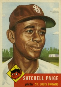 1953 Topps Satchell Paige