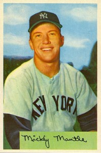 Ultimate Guide to 1950s Mickey Mantle Topps and Bowman Cards 7