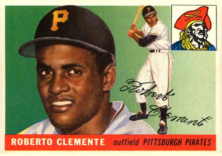 Top 10 Roberto Clemente Baseball Cards 11