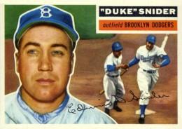 Top 10 Vintage Baseball Singles of 1956 3