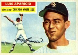 1956 Topps Luis Aparicio