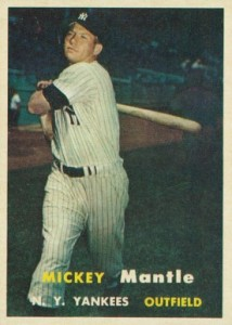 Ultimate Guide to 1950s Mickey Mantle Topps and Bowman Cards 10