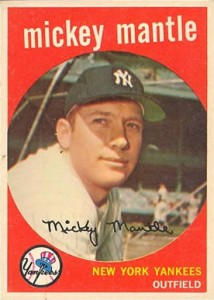 Ultimate Guide To 1950s Mickey Mantle Cards