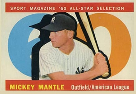 Comprehensive Guide to 1960s Mickey Mantle Cards 4