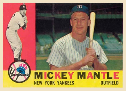 Comprehensive Guide to 1960s Mickey Mantle Cards 2