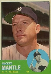Comprehensive Guide to 1960s Mickey Mantle Cards 88