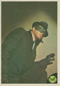 1966 Donruss Green Hornet Trading Cards 26