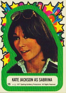 1977 Topps Charlie's Angels Trading Cards 3