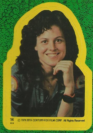 1979 Topps Alien Trading Cards Checklist Set Info Buying