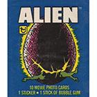 1979 Topps Alien Trading Cards