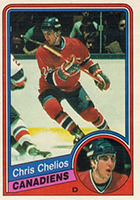 Chris Chelios Rookie Cards and Autograph Memorabilia Buying Guide