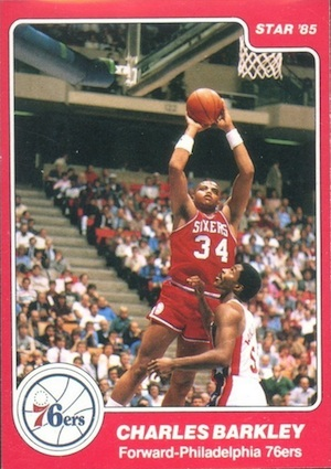 Top Charles Barkley Cards to Collect 1