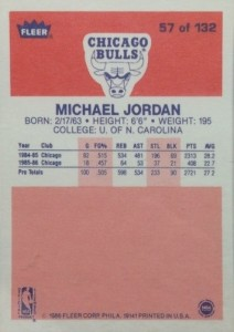 How to Spot a Fake Michael Jordan Rookie Card and Not Get Scammed 8