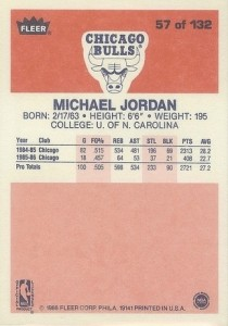 How to Spot a Fake Michael Jordan Rookie Card and Not Get Scammed 7
