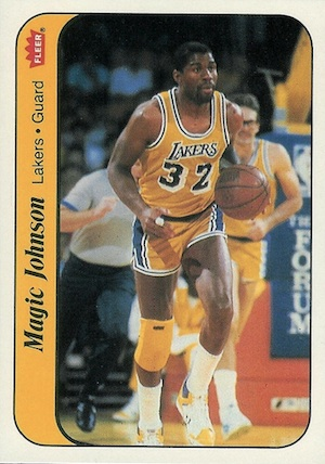 Top 10 Magic Johnson Cards of All-Time 5