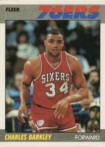 Top 10 Charles Barkley Cards