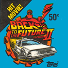 1989 Topps Back to the Future II Trading Cards