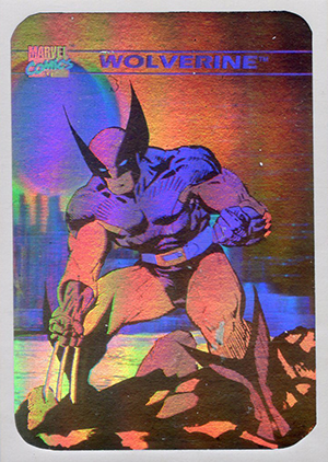 1990 Impel Marvel Universe Trading Cards 22
