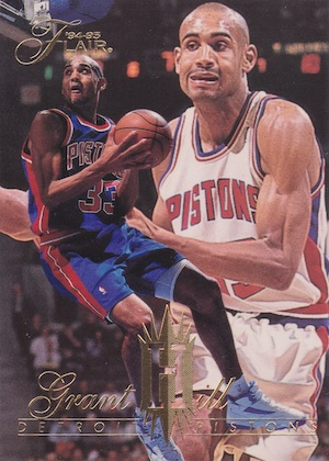 Grant Hill Rookie Cards and Memorabilia Guide 2