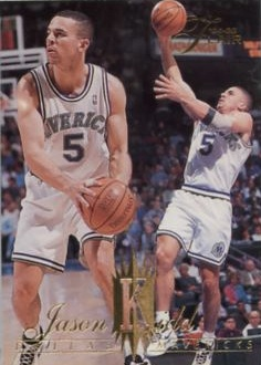 Jason Kidd Rookie Cards and Memorabilia Guide 5