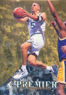 Jason Kidd Rookie Cards and Memorabilia Guide 2
