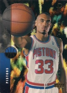Grant Hill Rookie Cards and Memorabilia Guide 21