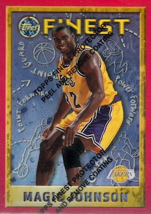 Top 10 Magic Johnson Cards of All-Time 8
