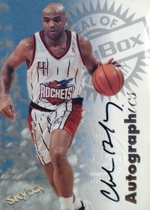 Top Charles Barkley Cards to Collect 9