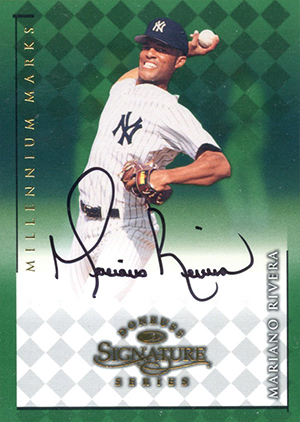 1st Unanimous HOF Selection! Top Mariano Rivera Cards 5