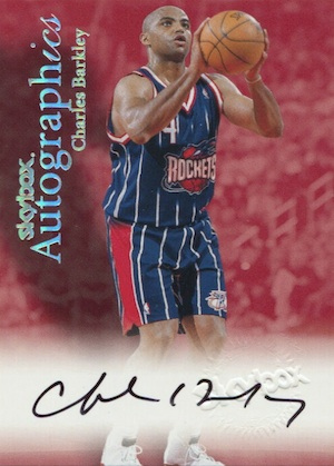 Top Charles Barkley Cards to Collect 10